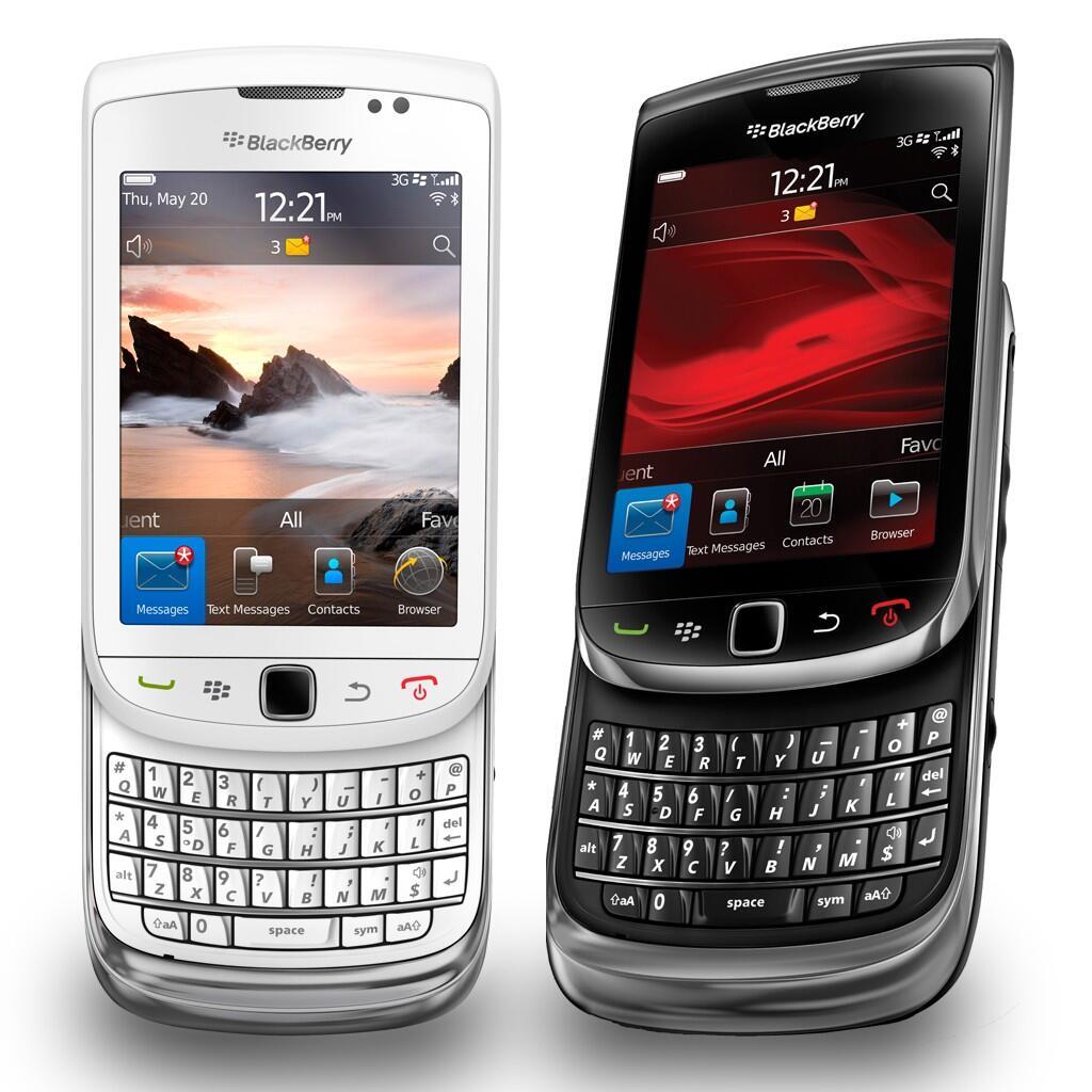 BLACKBERRY TORCH 9800 Slide OS.6 Touch Cam 5MP Baru Garansi 2 Tahun