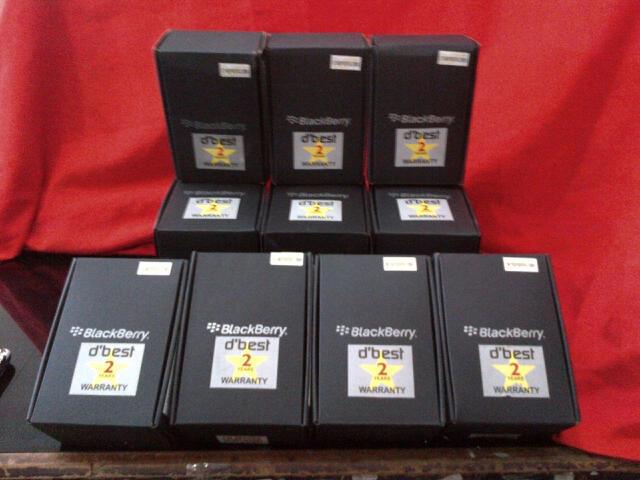 BLACKBERRY MONZA 9860 Touchscreen OS.7 Cam 5MP Baru Garansi 2 Tahun