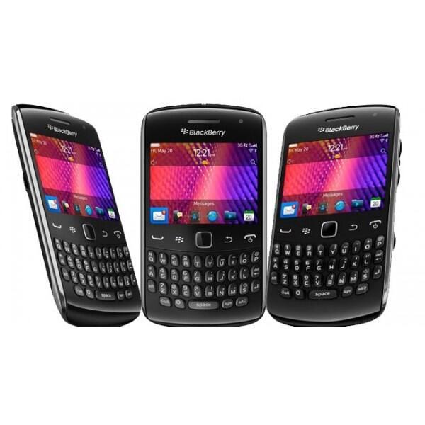 BLACKBERRY APOLLO 9360 OS.7, Cam 5MP & 3G Black & White BARU GARANSI 2 TAHUN
