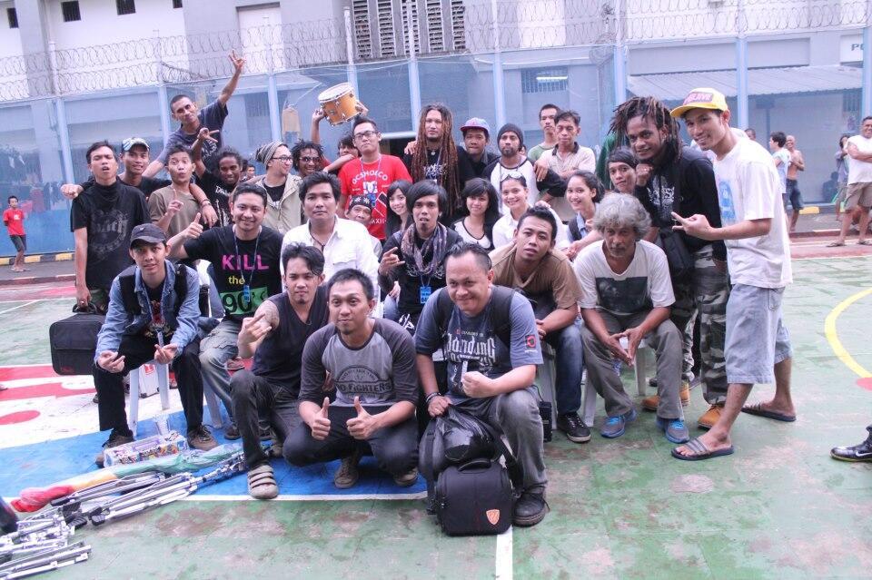 The Salemba Band - Band nya Anak Penjara Rutan Salemba