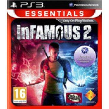 "MURAH!!! SEGEL ~ GAME PS3 ORIGINAL! "" inFAMOUS 2 (Essentials) """