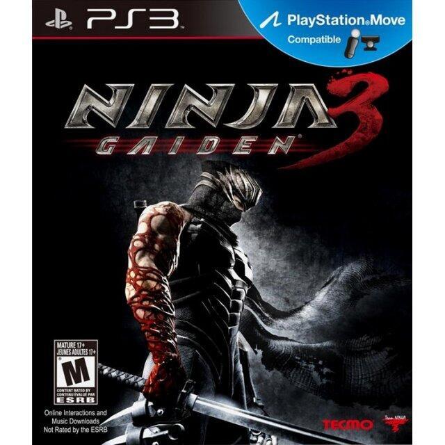 """MURAH!!! SEGEL ~ GAME PS3 ORIGINAL! """" Ninja Gaiden 3 """""""