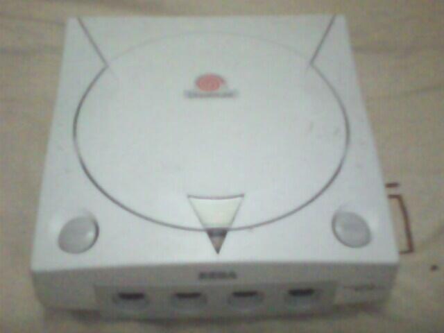 Sega Dreamcast (Optik Mati)