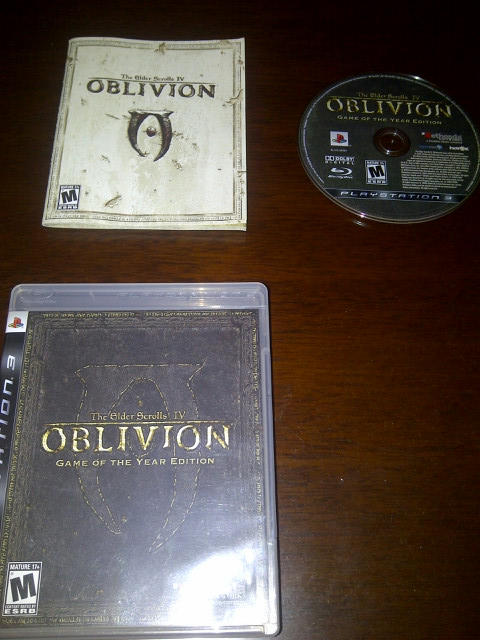PS3 Game Original 2nd murah, Call of Duty, Dragon Age, Oblivion, Pro Evolution Soccer