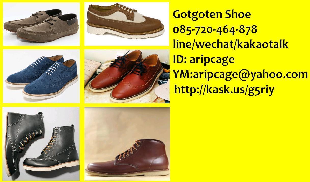 Sepatu dan sendal kulit original sukaregang garut