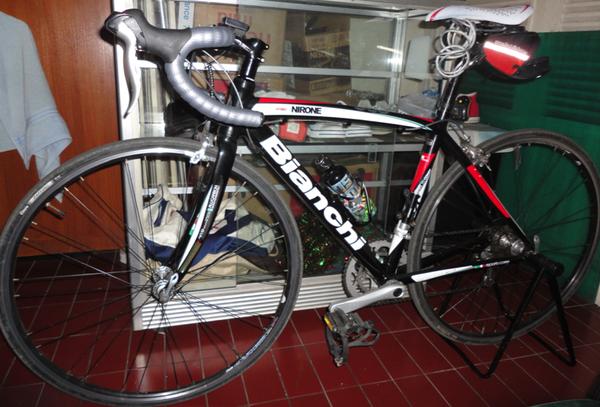 Terjual Jual Sepeda Bianchi via Nirone 7 C2C (2010 Edition ...