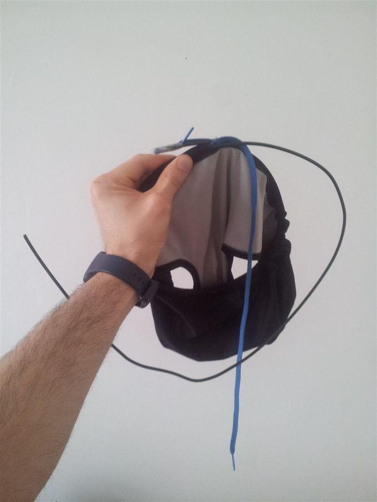 [Tips] memasukan tali kedalam kolor