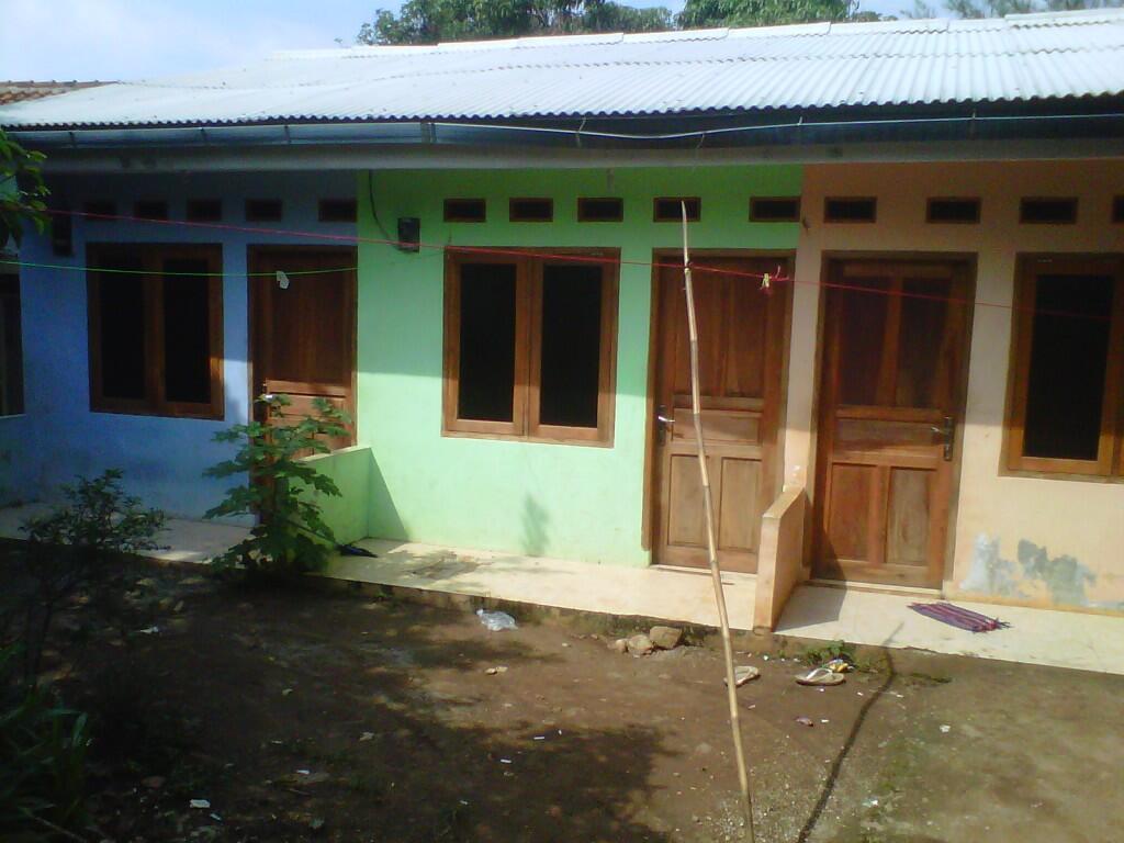 Rumah Kontrakan Murah 3 Pintu
