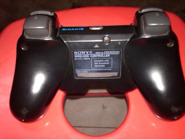 Jual Stik Wireless PS3 Dual Shock 3 Masih Layak Pake