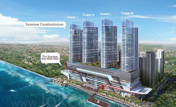green bay pluit kondominium 1br
