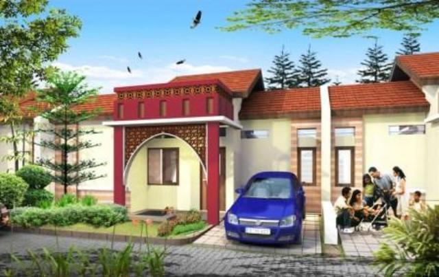 Bisa Punya Rumah Hanya Dengan 5 Jutaan
