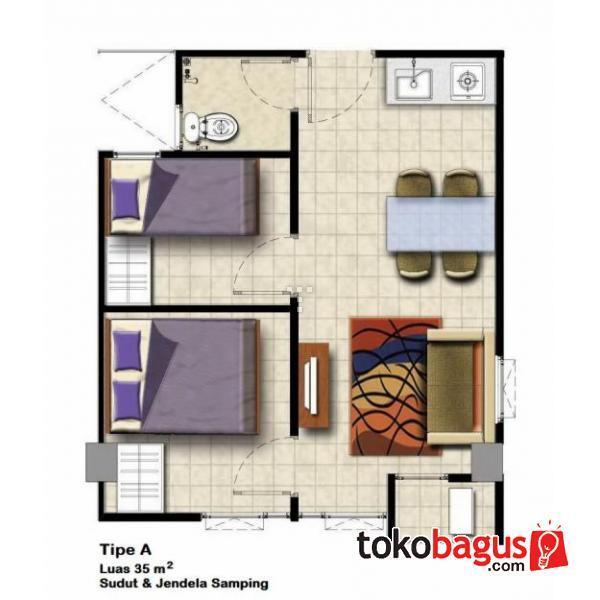 Apartemen Mumer