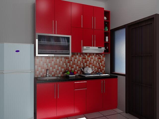 Terjual Kitchen Set Minimalis Apartemen Kaskus