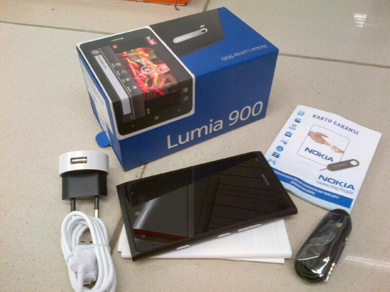 New Nokia Lumia 900