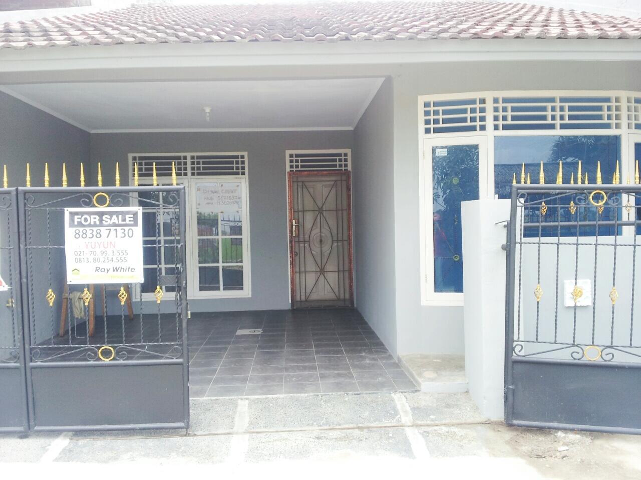 Rumah Minimalis dijual cepat(B.U)