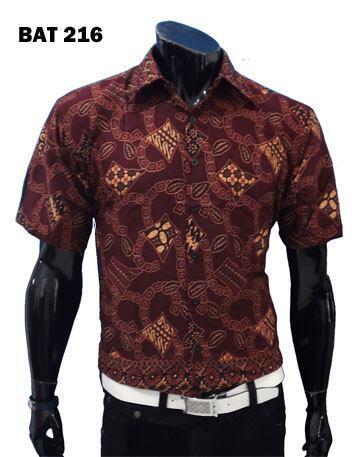 Jual Kemeja Batik Lengan Pendek dan Panjang Berkualitas dan Murah