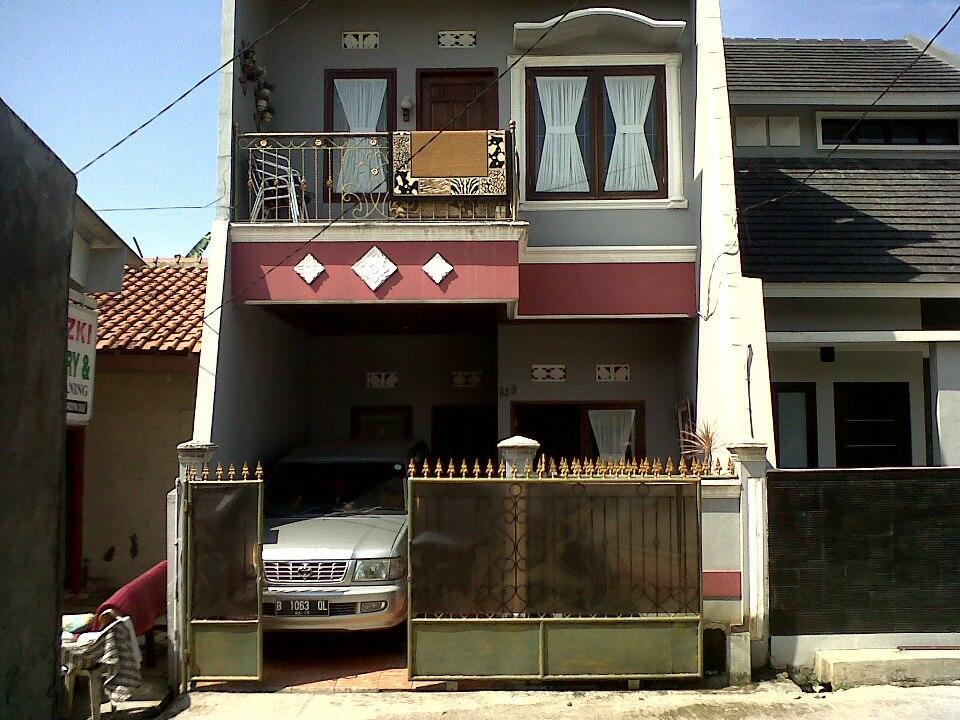 Dijual rumah lux 3 lantai di Bintaro