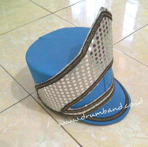 Topi drumband pasukan