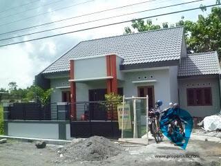 Dijual rumah baru dekat stadion maguwoharjo sleman yogyakarta