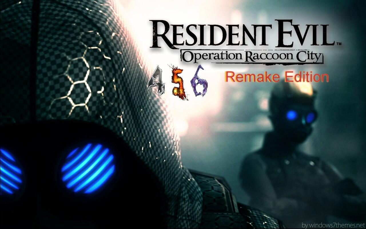 Resident Evil 6, Residentevil 5, Re 4, RE Repack Collection