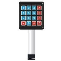 Keypad Matriks 4x4