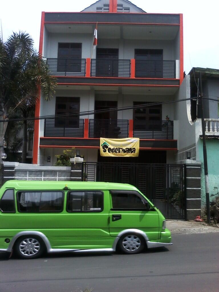 Dijual Rumah 3 Lantai Cibedug Bogor