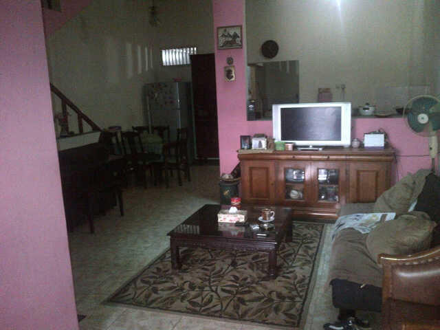 [FOR SALE by OWNER] RUMAH di LAPANGAN ROS 2 no.36 Tebet JakSel