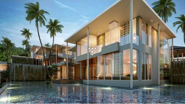 Investasi Villa Majestic Uluwatu Bali Tunai Keras Dapat BMW seri 5