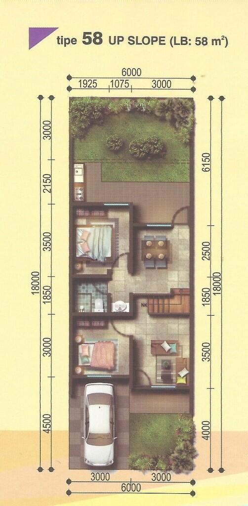 Sentul City - Terrace Hills
