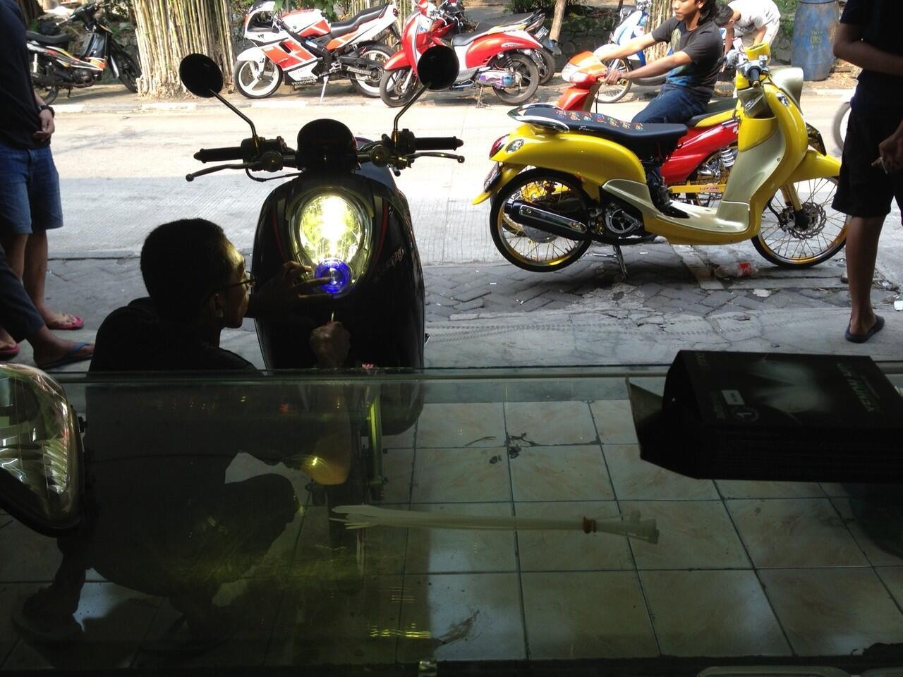 Bengkel Modif Japstyle Jakarta Timur