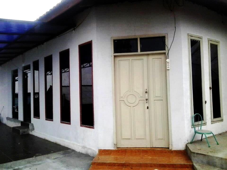 Rumah Villa di Lembang Bandung