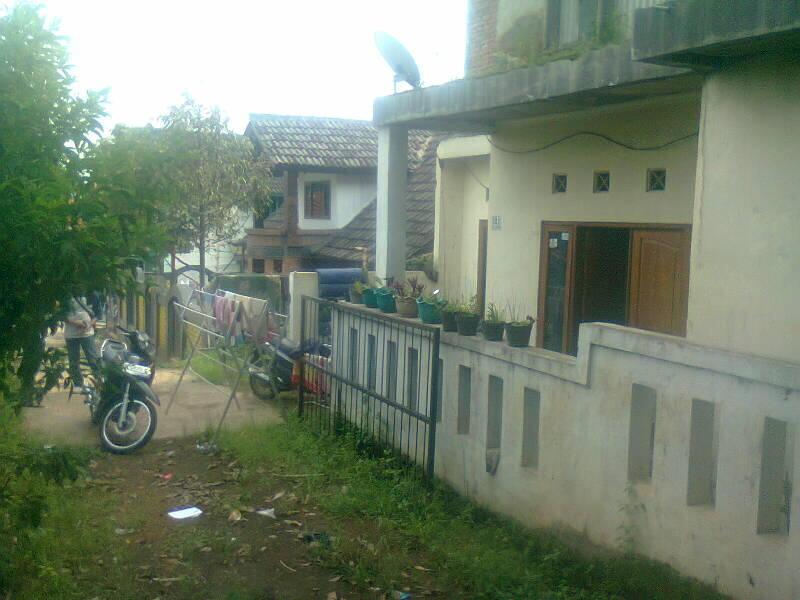 Rumah 2 Lantai Type 260 di Cimahi, Bandung