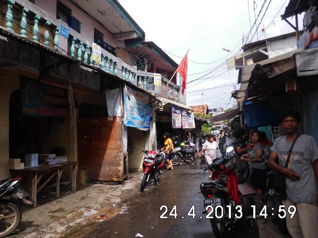 Toko dan Kost-kostan - Jakarta Pusat
