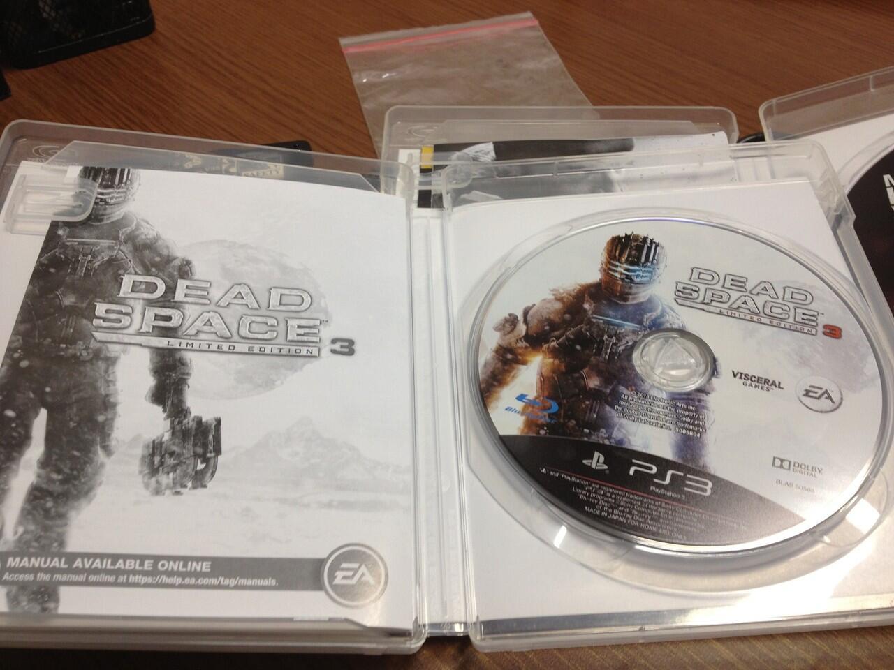 Dead Space 3 dan Medal of Honor Warfighter