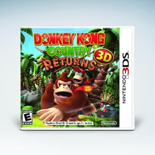 3DS Donkey Kong,S.Megami Soul Hacker,Lego City,Monster Hunter,Luigi Mansion,F Embleml