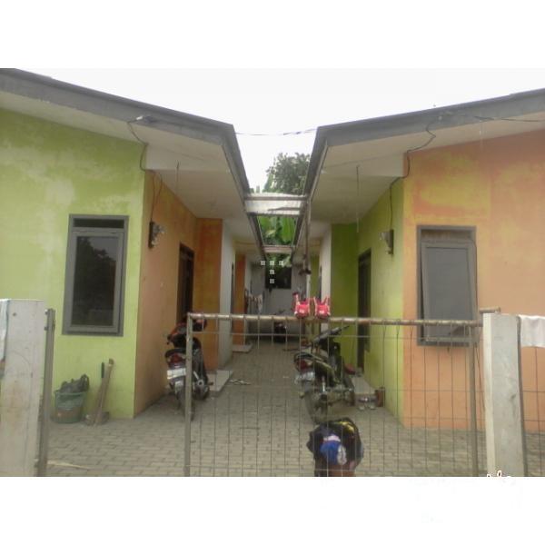 Jual Rumah Kontrakan 6 Pintu Di Citayam Pabuaran Bojonggede Bogor