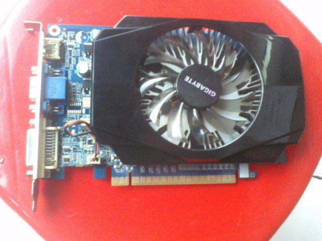 WTS VGA PCIE GIGABYTE 128 Bit second