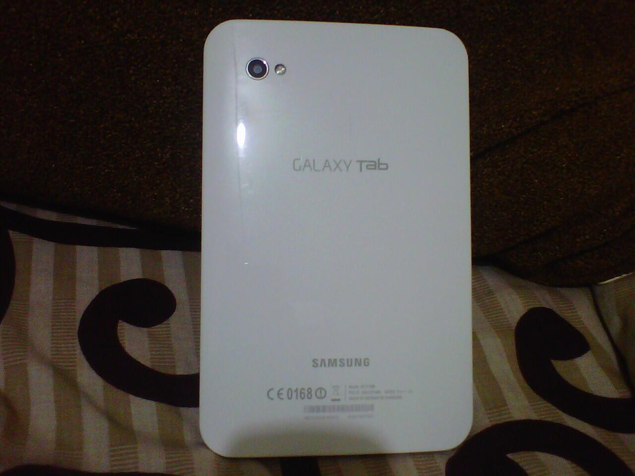 Galaxy Tab P1000 Yahuuudd