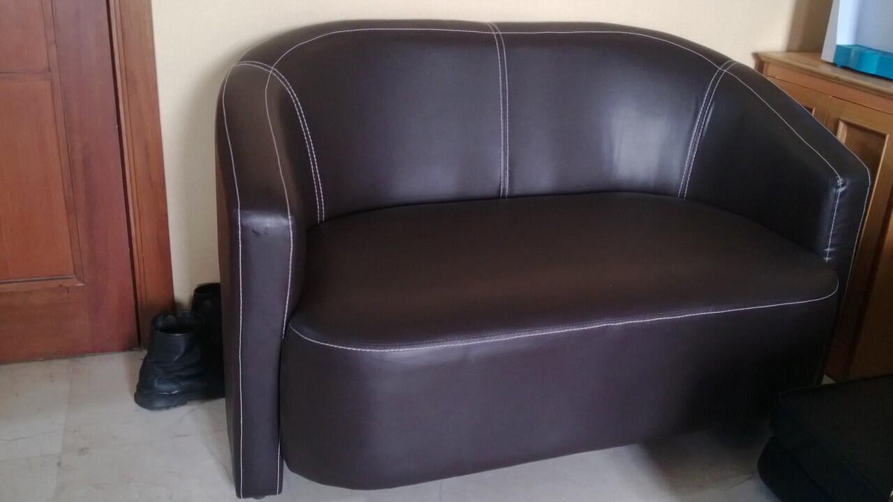 JUAL Sofa 95% NEW