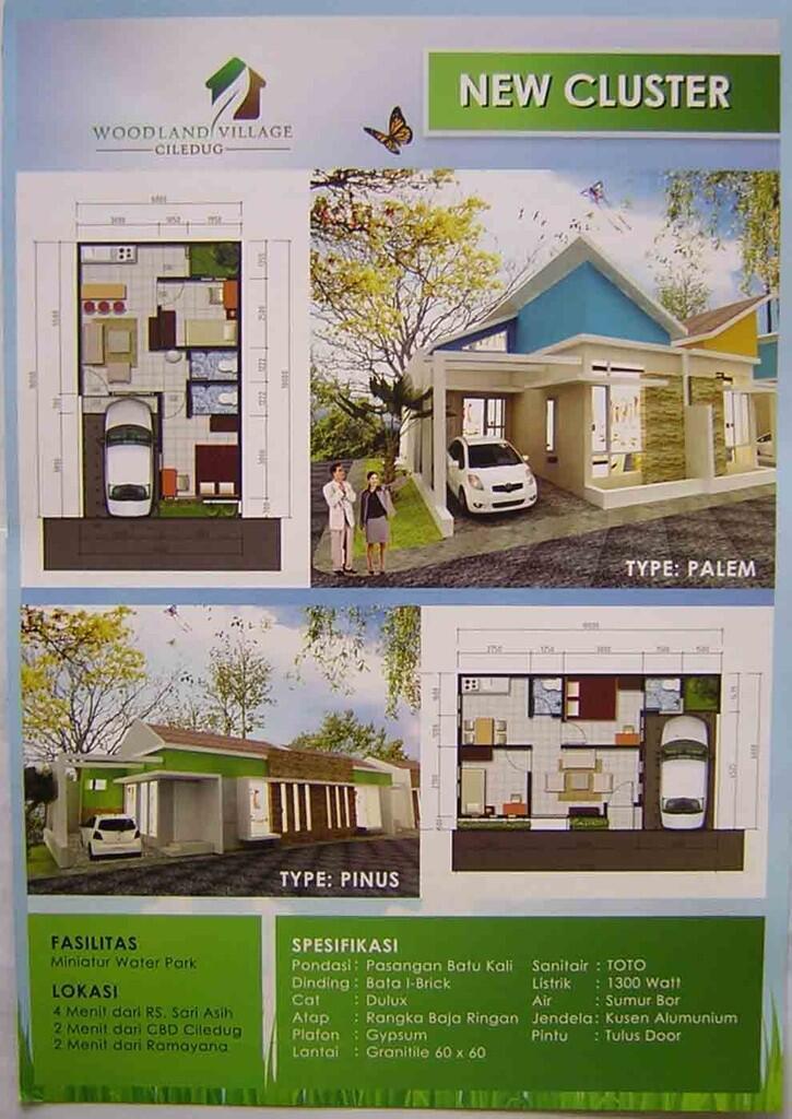 Rumah Baru Harga Murah , Lokasi Super