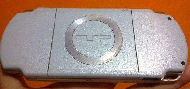 PSP 2006 BIRU PERMANENT HACK MURAH