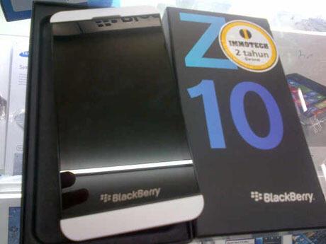 Jual Blackberry BM Terbaru,Blackberry Z10 & Q10 Harga Terjangkau.