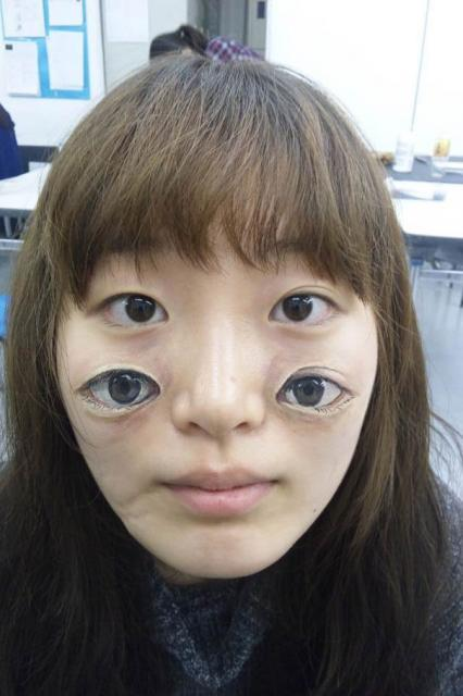 Menakjubkan ! The Art of 3D Body Painting from Hikaru Cho. KEREN !
