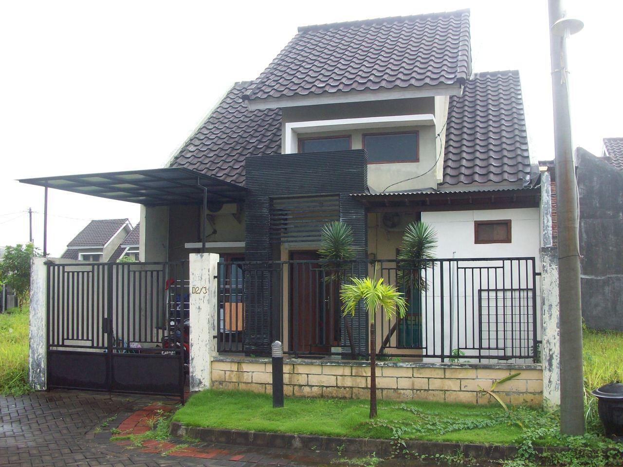 jual rumah murah, tenang dan nyaman di Selatan Surabaya