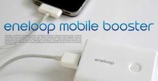 POWERBANK SANYO ENELOOP MOBILE BOOSTER [5000Mah] & PROBOX [5200Mah & 7800Mah]