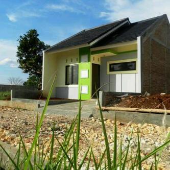 Rumah Dikelapa Dua & green kepayon Dp 20jt