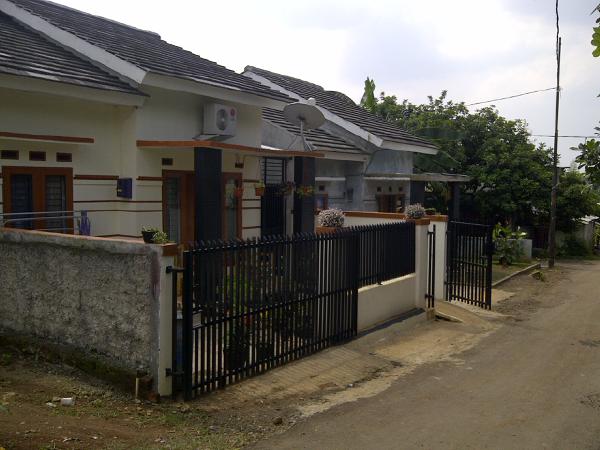 WTS/DIJUAL Rumah type 36 dikawasan cibinong