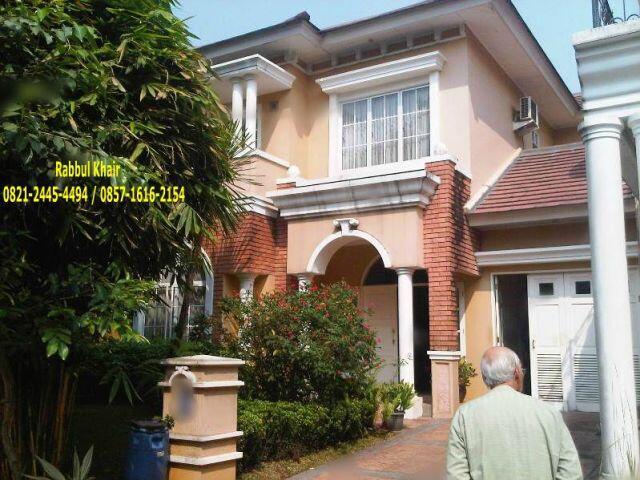 Jual Rumah di Kota Wisata Cibubur. LT 300m. MURAH. 1,5 M Nego.