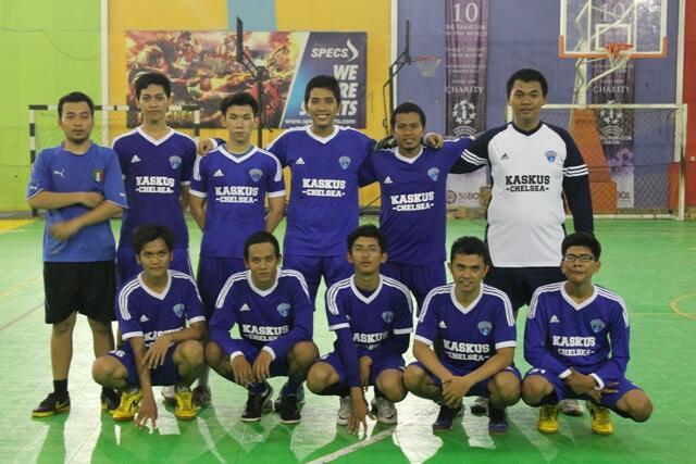 ۩۞۩ Futsal Chelsea Kaskus - Keep The Blue Flag Flying High ۩۞۩