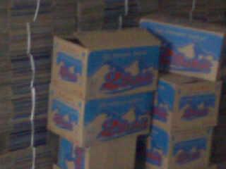 Mesin air gelas 3 mata lengkap merk & karton